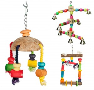Adventure Bound Bird Toys - Pack 2
